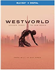 Westworld: S3: The New World (Blu-ray + Digital)