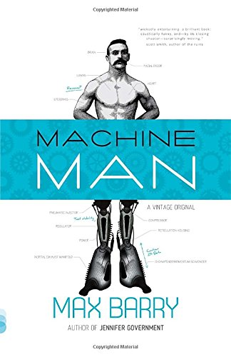Machine Man (Vintage Contemporaries)