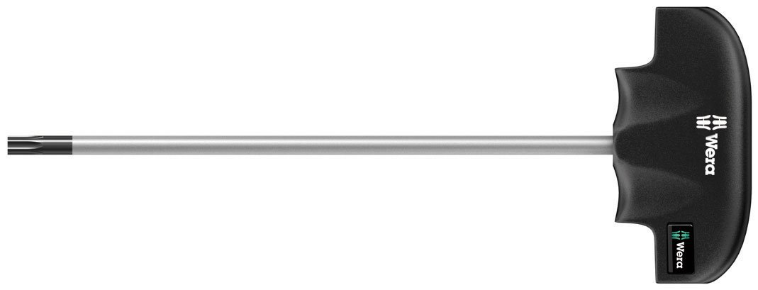 Wera 05013306001 460 T-Handle hexdriver 454-4x150mm, Silver, 4x150