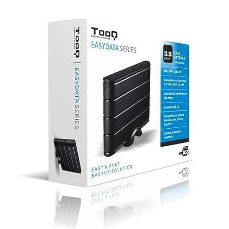 Amazon.com: TooQ TQE-3513B Aluminium Case for 3.5 Inch HDD ...
