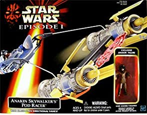 Star Wars: Episode 1 > Anakin Skywalkers Pod Racer with Anakin Vehicle
