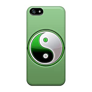 New Arrival Cases Specially Design For Iphone 5/5s (yin Yang)