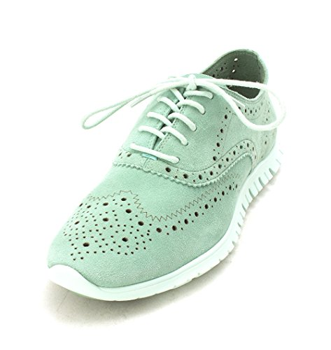 Nevaehsam Fashion Low up Cole Lace Sneakers Haan Jade Faded Womens Top q0OEZ