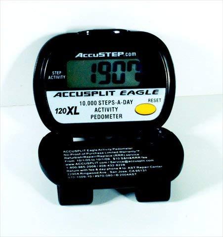 Accusplit 025287 Ae12 0 x l PeDometer