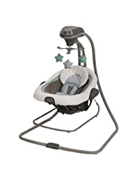 Graco DuetConnect LX Swing and Bouncer, Manor BOBEBE Online Baby Store From New York to Miami and Los Angeles