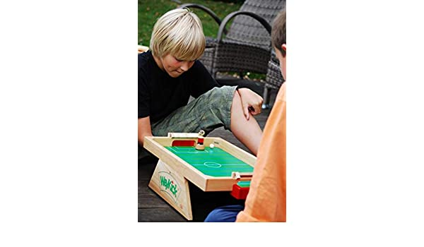 2 player Soccer Magnetic Game WeyKick Piccolo Football