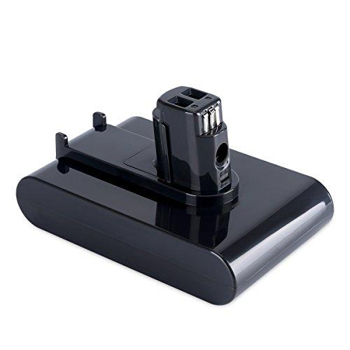 - Biswaye 22.2V 2.2AH 2200mAh Lithium Battery for Dyson 22.2V Battery Type A DC31 DC34 DC35 DC44 DC45 (not type B) Hand-held Vacuum Cleaner