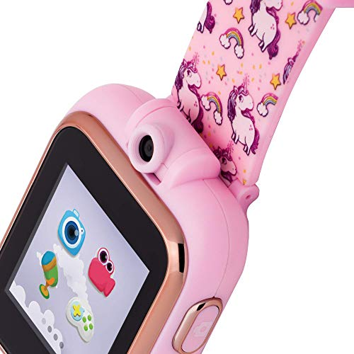 Playzoom iTouch Kids Smart Watch with Digital Camera and Video Recorder (Pink Unicorns) by    iTOUCH  (Image #2)