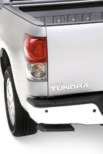 AMP Research 75309-01A BedStep Retractable Bumper Step for 2014-2015 Toyota Tundra ()