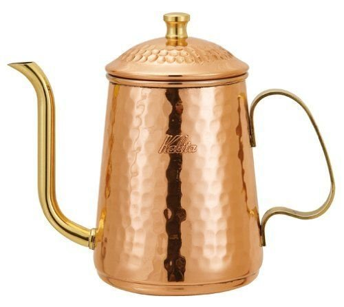 Kalita Coffee Drip Kettle copper pot 600ml