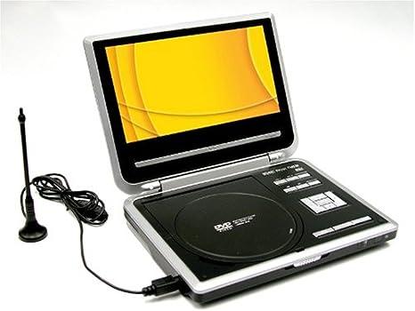 Airis LW 264 - Reproductor de DVD portátil: Amazon.es: Electrónica
