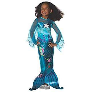Magical Mermaid Child Costume - Small (4-6)