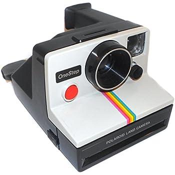 Amazon.com : Nice Vintage Polaroid OneStep SX-70 Instant Film ...