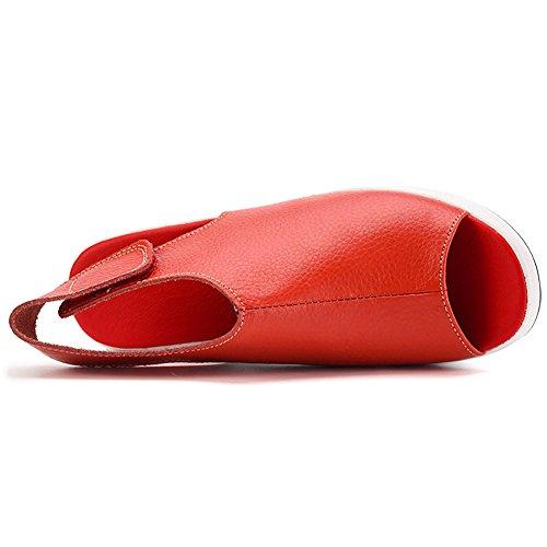 Tribangke - plataforma mujer Red