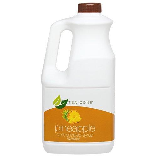 Tea Zone Pineapple Syrup