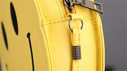 2 amarillo Bolso Remeehi Cruzados Mujer Para Zy00033 2 0B0Hq8X