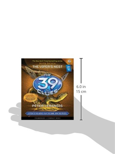The Viper's Nest (The 39 Clues, Book 7)  - Audio