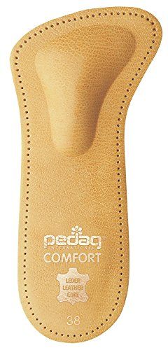 Pedag 142 Comfort 3/4 Leather Orthotic with Supportive Metatarsal Pad and Heel...