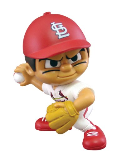 St Louis Pitcher (Lil' Teammates St. Louis Cardinals Pitcher MLB Figurines)