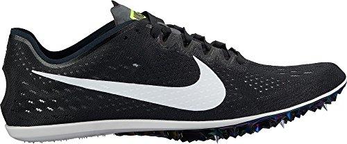 2 Nike Adulte d'Athlétisme Elite Black Mixte Volt Zoom 017 Chaussures Victory Noir White tqwtr
