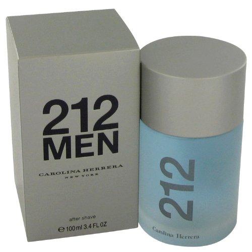 212 for Men by Carolina Herrera 3.4 oz After (Grapefruit Mandarin Splash)