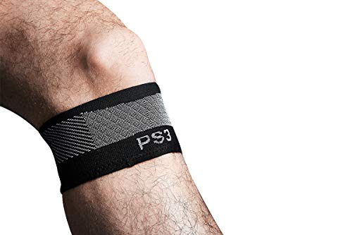 OS1st PS3 Performance Patella Sleeve (One Sleeve) Supports Patella, Improves patellar tendonitis and Patella Tracking Without The use of Hooks and Straps