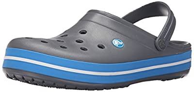Crocs Men's and Women's Crocband Clog | Comfort Slip On Casual Water Shoe | Lightweight