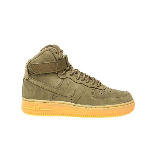 Nike Air Force 1 Medio Alta - 922066202 Verde