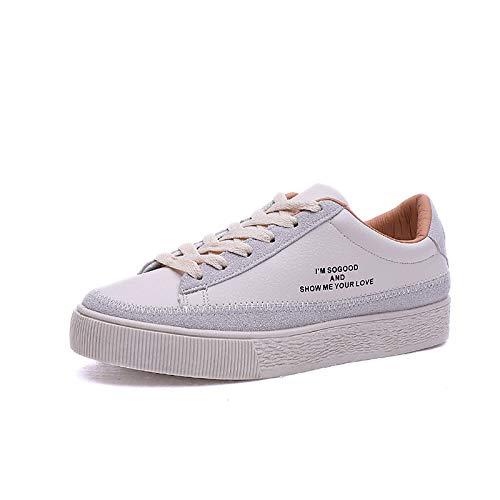 Comfort da Beige Beige PU Punta Summer tonda Tacco donna Scarpe piatto Nero poliuretano Sneakers ZHZNVX FOqx5Y6wn