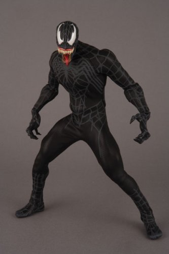 Medicom RAH (real Action Heroes) VENOM (SPIDER-MAN3Ver.) (1/6 scale ABS & ATBC-PVC painted action figure)