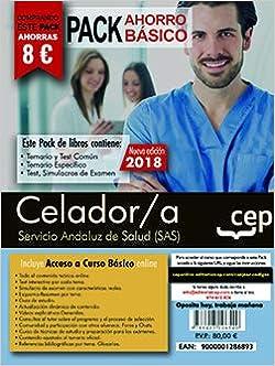 Pack básico. Celador Servicio Andaluz de Salud: Amazon.es: Vv.Aa, Vv.Aa: Libros