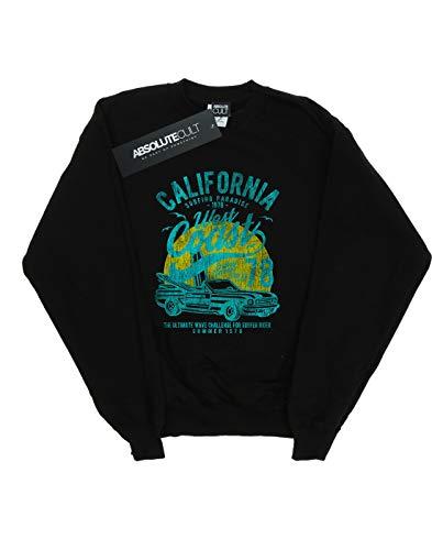 Mujer West Coast De Camisa Entrenamiento California Negro Drewbacca TqdCwEaa