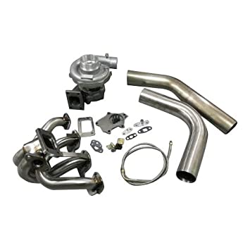 xs-power Ford 2,3l Turbo Kit, Turbo Coupe, Stang, Merkur XR4Ti Mustang SVO, XR-7: Amazon.es: Coche y moto
