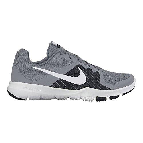 Nike Flex Control Stealth / Wit / Zwart Heren Kruis