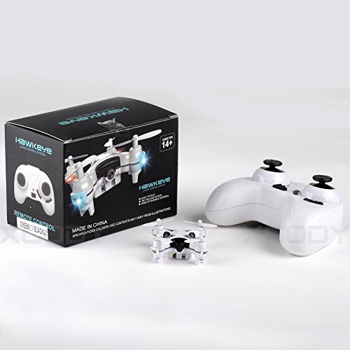 Mini RC Drone with With HD Camera Drone Toy Gift 2.4Ghz 4CH 6-Axis GYRO