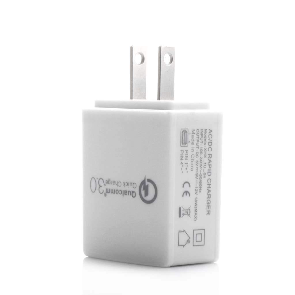 Amazon.com: BOYING US - Cargador de pared USB para iPhone ...