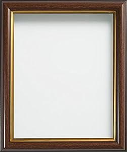 frame company eldridge range 1 piece 18 x 12 inch picture photo frames mahogany