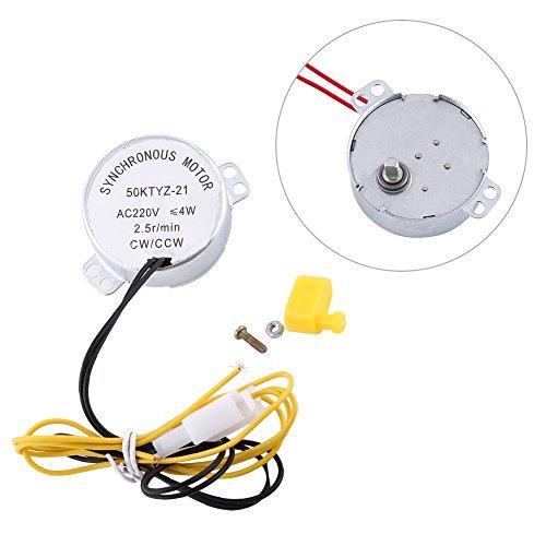 Egg-Turner-Motor-for-Little-Giant-HovaBator-Farm-Innovators-Incubator-110V-AC220V-AC