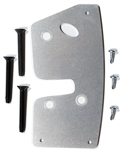 CS Works Door Latch Repair Reinforcement Plate With Replacement Bolts Fits Jeep Grand Cherokee