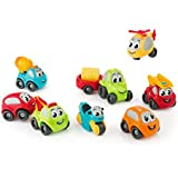 SMOBY 120203 - Vroom Planet Mini Flitzer Collector Box
