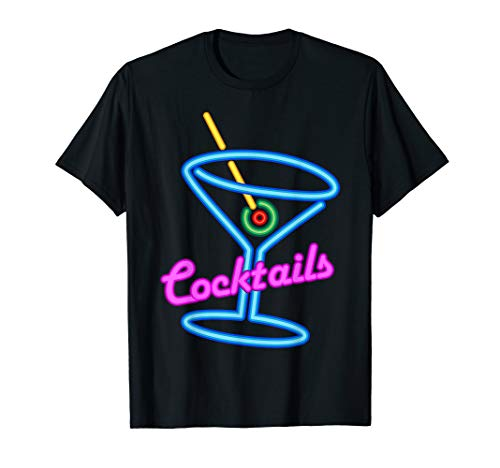 Recipe Cocktails T- shirt funny Drinking Gift