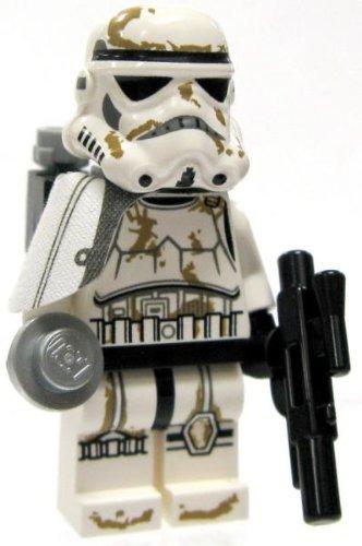 Lego Star Wars Sandtrooper Sergeant Minifigure (2012)