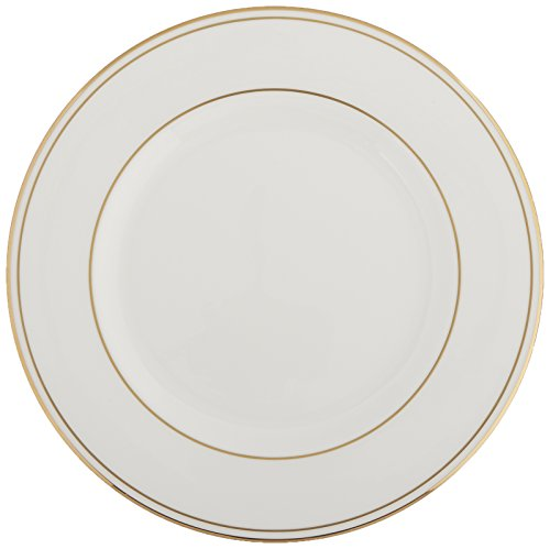 Lenox Federal Gold Bone China Salad (Fine Dinnerware Salad Plate)