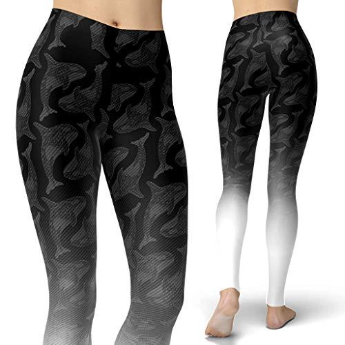 Killer Whale Orca Leggings for Women, Killer Whale Leggings, Orca Gift for Women, Orca Leggings for -