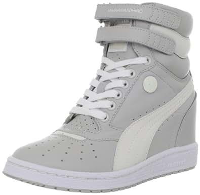 PUMA Women's MY/66 Wedge Sneaker,Gray Violet/Vaporous Gray,9.5 B US