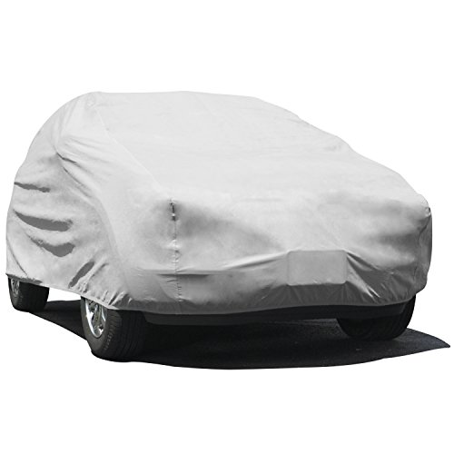 Budge UB-3 Lite Indoor Dustproof UV Resistant Cover Fits Full Size SUVs up to 229