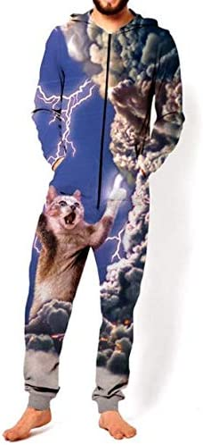 RsgeOn Let`s Rage Thundercat Premium All Over Print Onesie