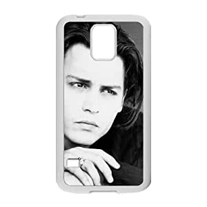 johnny depp drawing Phone Case for Samsung Galaxy S5 Case