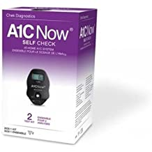 A1c Now Self Check 2 Test Kit From PTS Diagnostics