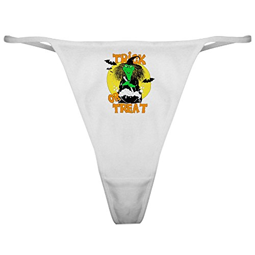 Witch Classic Thong (Royal Lion Classic Thong Halloween Trick or Treat Witch - Large)